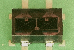 Dual-Photodiode with Filter
